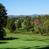 A view of a green at Country Club of Pittsfield