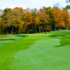 A view of the 13th hole at Country Club of Waterbury