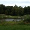 A view over the water of a green at Round Hill Club (John Woodruff)