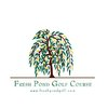 Fresh Pond Golf Course - Public Logo