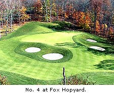 Fox Hopyard