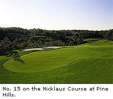 Nicklaus Pinehills Golf